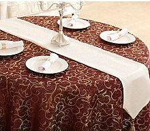 XAIOJIBA Tischdecke Decke/Bett Renner/tischdecke
