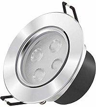 XAJGW Super Bright Dimmable 5W LED Deckenleuchte
