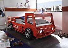 XANA-Möbel Autobett Kinderbett / Feuerwehrauto
