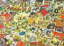 XAONUO Kindertraum Spielplatz-Erwachsene Puzzle