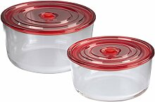 Xavax Auflaufform/Frischhaltedosen (aus Glas,