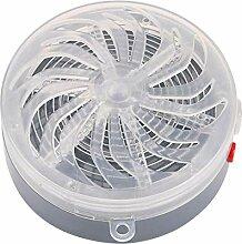 XAZW·MXRO UV-Mückenvernichter, Solarladung ohne