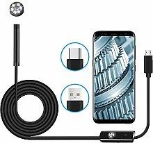 XBAO inspektionskamera iPhone,endoskop iPhone,für