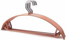 XBCDX 10 platzsparende Metallbügel