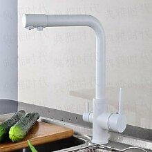XBR-Küchenarmatur heißen und kalten