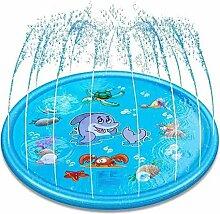 XBRMMM Maus Party Aufblasbare Wasserspritzen und