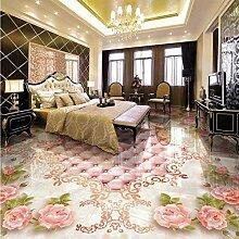 Xbwy Europäische Art Rose Soft Pack Marmor