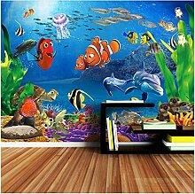 Xbwy Tapete Wandbild 3D Für Wohnzimmer Kinder