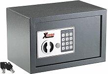 Xcase Möbeltresor: Stahlsafe mit digitalem
