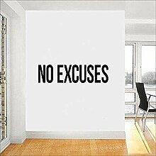 XCJX Geschnitzte Englisch Personalisierte Home Art