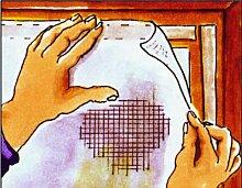 Xclou Fliegengitter in Anthrazit, Fliegennetz ca. 1,3 x 1,5 m, Insektenschutz inklusive Klettband, Insektenschutzgewebe aus Polyester, Mückenschutz-Netz Schwarz-Grau, Moskitonetz, Insektenschutz-Zubehör