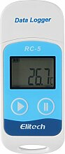XCSOURCE® RC-5 Temperatur Rekorder USB Wasserdichter Daten Logger Interner akkurater Temperatur Sensor 32000 Punkte Kapazität BI632