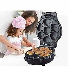 XCXDX 2-in-1-Multifunktions-Kuchen Donut Maker