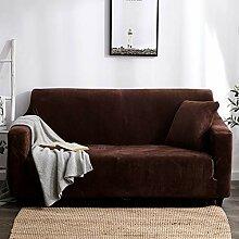 XDDAXYY Stretch Sofa slipcover, Einfarbige Tuch