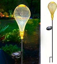 Xddias Beleuchtung Außen Solarleuchte Garten,