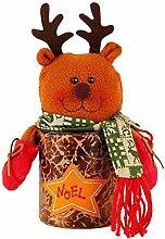 XDDQ Weihnachts-Geschenk-Box Heiligabend Apple Box