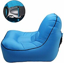 XDDQB Aufblasbares Sofa Tragbares Lazy Air Sofa