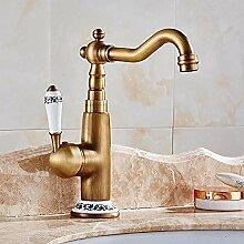 XDOUBAO Faucet Waschtischarmaturen Bad Antike