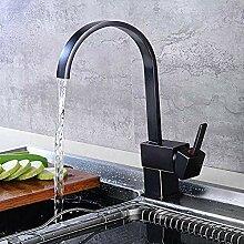 XDOUBAO Faucet Wasserhahn Küchenarmatur Doppel
