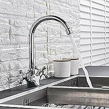 XDOUBAO Faucet Wasserhahn Messing Waschbecken