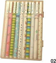 XEL UU für. 11Gel Pen Ink Pen Cartoon Nadel