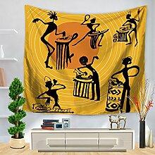 XFGHN Home Tapisserie Indische ethnische Art