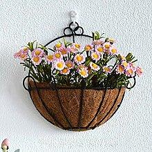 xgfbg Wanddekoration Blumentopf Anhänger