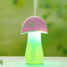 XGMSD USB Luftbefeuchter Mini Pilzlampe