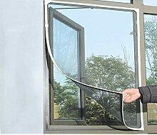 XGXQBS Fliegengitter Fenster, Moskitonetz Für