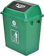 XHEYMX-trash can XHE Kunststoffabfalleimer für