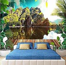 XHXI 3D Wallpaper Wandbilder Natur Landschaft Bild