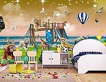 XHXI 3D Wandbilder Tapete für Wohnzimmerwände 3