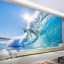 XHXI Sea Wall Wandbild Benutzerdefinierte