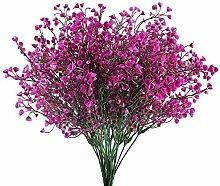 XHXSTORE Künstliche Lavendelblumen, Kunstblumen,