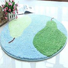 XIA Kinderzimmer Teppich Runde Wohnzimmer