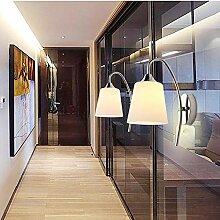 xiadsk Dekorative Lampe Wandleuchte Studie Lampe