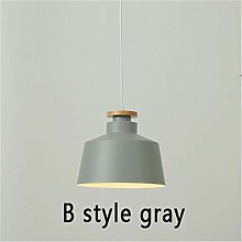 xiadsk Licht, Lampe, Laterne Creative Wood E27