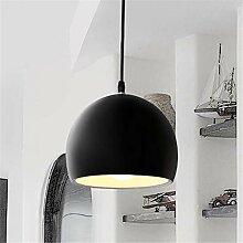 xiadsk Licht, Lampe, Laterne Moderne Mode Black &