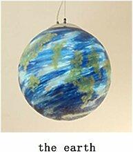 xiadsk licht, Lampe, Laterne Post Modern Glas
