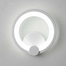 xiadsk Moderne 16W LED Wandleuchte Wandleuchte