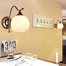 xiadsk Schlafzimmer Nachttischlampe Dekoration