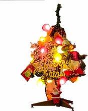 XIAHE Mini Weihnachtsbaum, Kleine Weihnachtsbaum