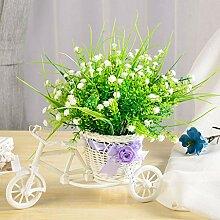 XIALIUXIA Künstliche Blumen, Künstliche