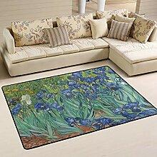 XiangHeFu Fußmatte mit personalisiertem