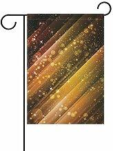 XiangHeFu Garten-Flagge, lustiges Galaxy, 30,5 x