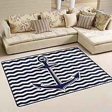 XiangHeFu Personalisierte Flächen-Teppiche,