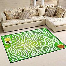 XiangHeFu Personalisierte Flächen-Teppiche