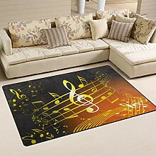 XiangHeFu Teppich für Wohnzimmer, Esszimmer,