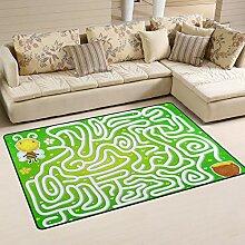 XiangHeFu Teppiche für Wohnzimmer, Esszimmer,