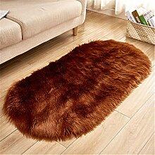 xiangju Australischer Teppich aus Wolleimitat